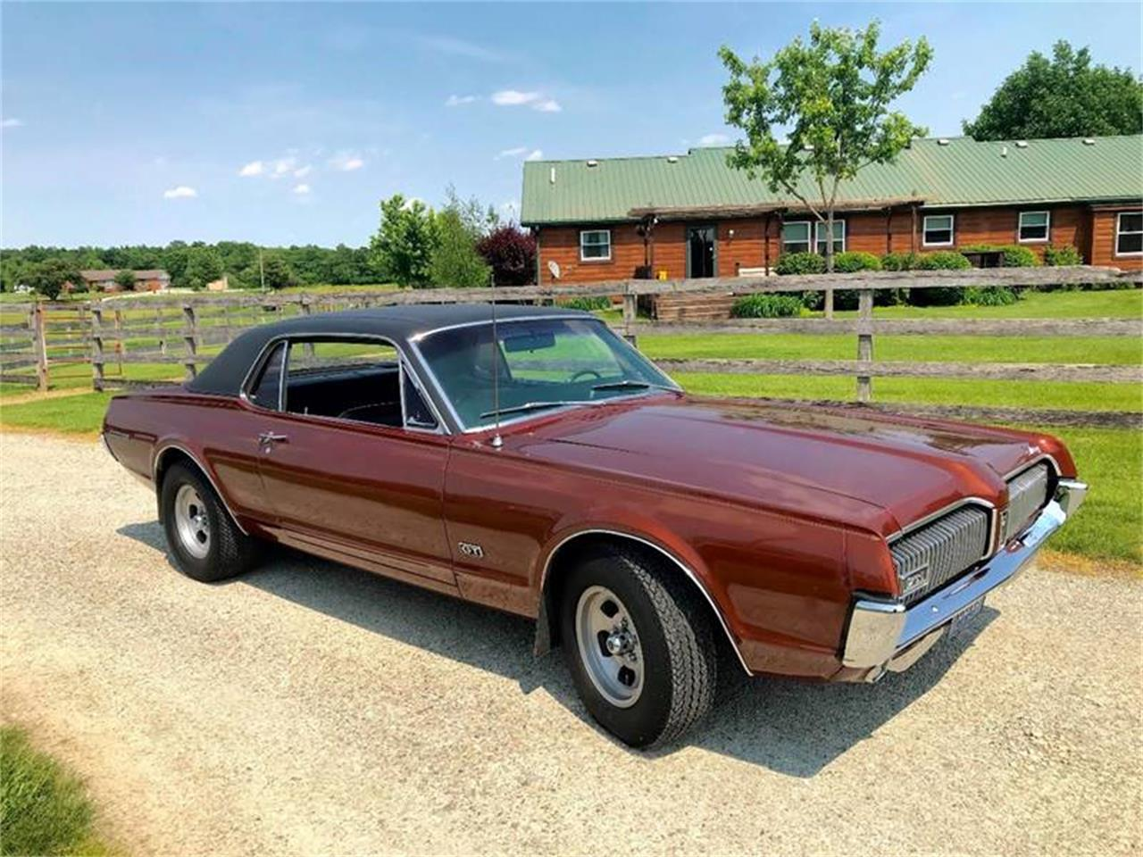 Large Picture of 1967 Cougar located in Indiana - $13,900.00 - Q9KW