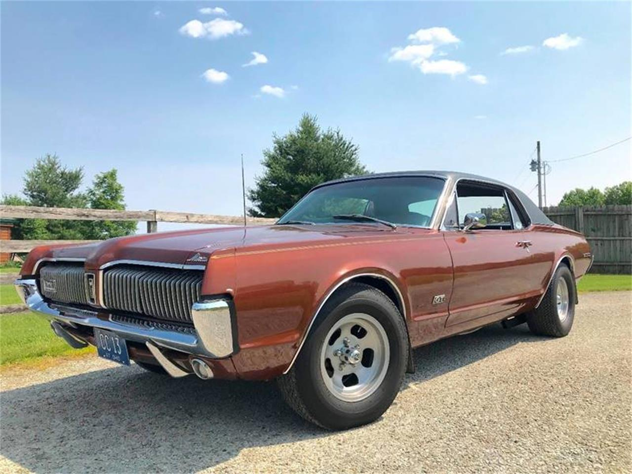 Large Picture of '67 Cougar located in Indiana - Q9KW