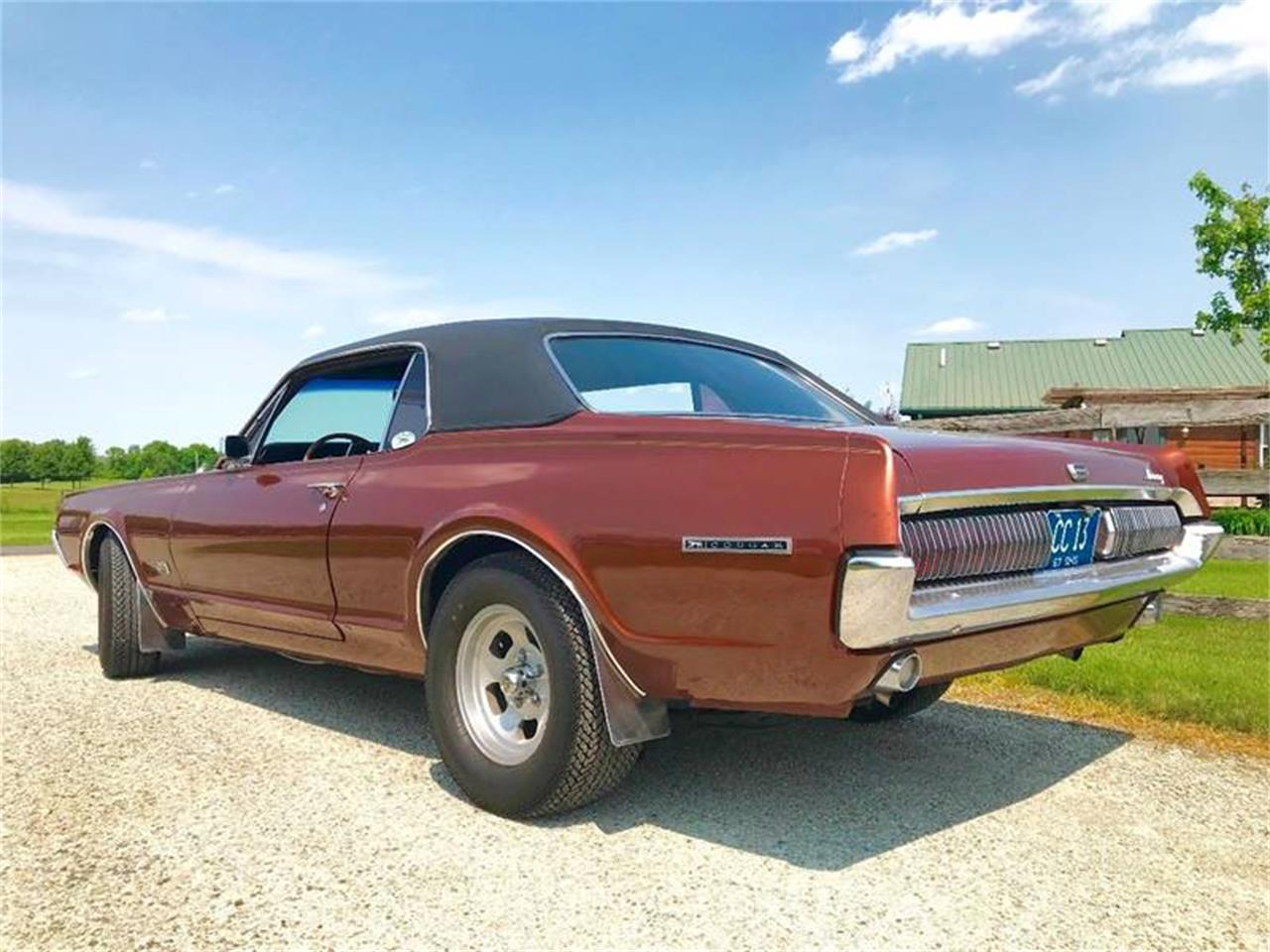 Large Picture of '67 Cougar located in Knightstown Indiana - Q9KW