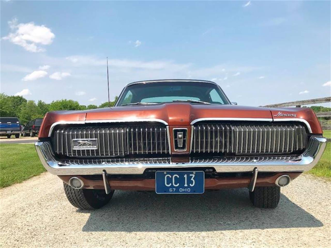 Large Picture of '67 Mercury Cougar - $13,900.00 - Q9KW