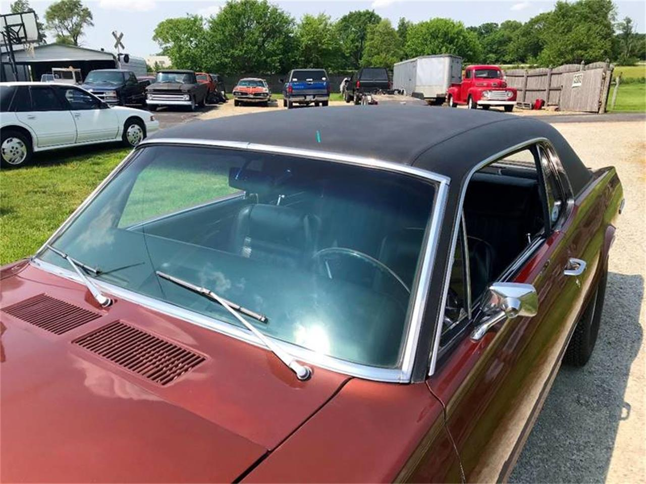Large Picture of Classic '67 Mercury Cougar located in Indiana Offered by 500 Classic Auto Sales - Q9KW