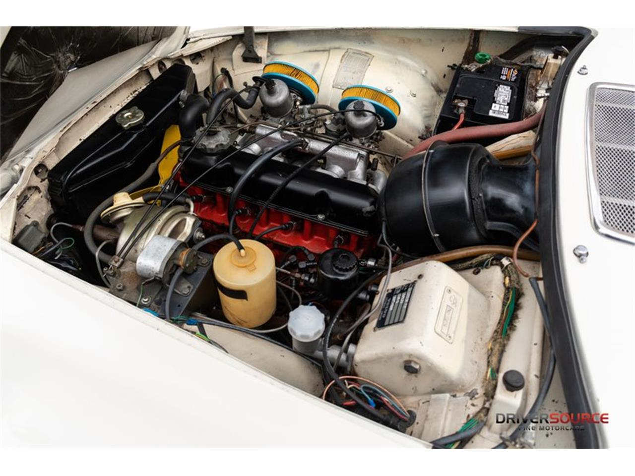 Large Picture of '64 P1800E - Q9L9
