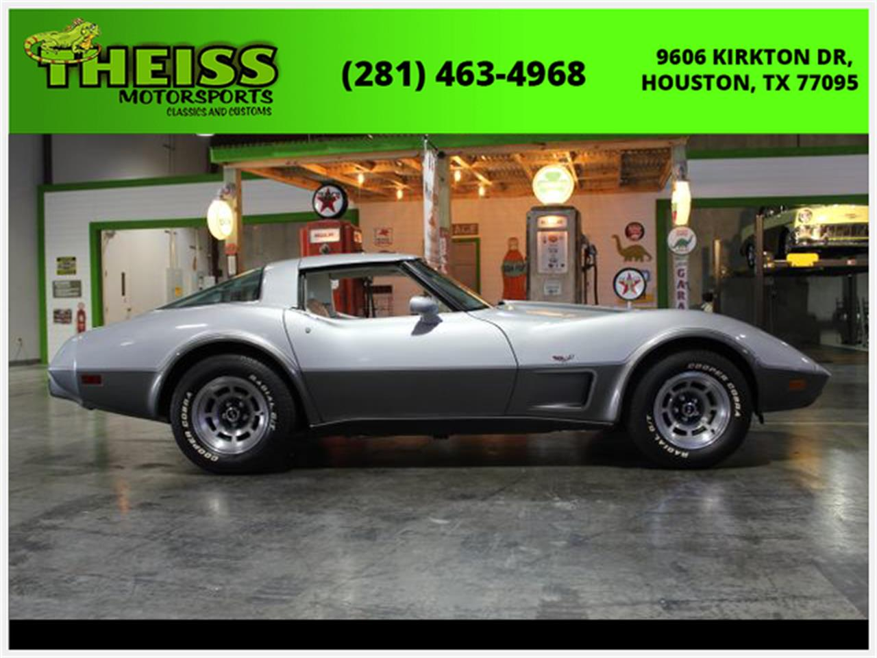 Large Picture of '78 Corvette - Q9MH