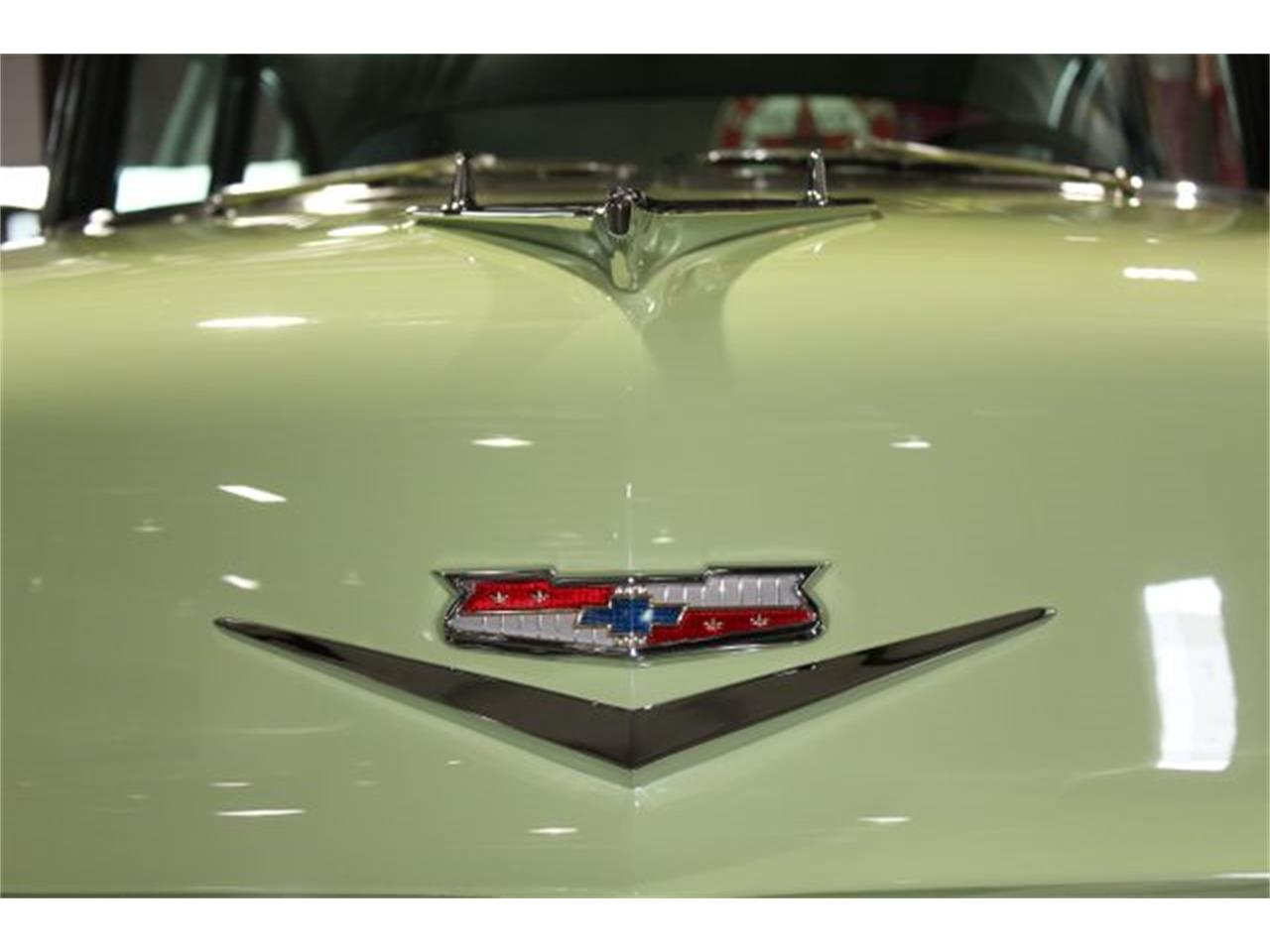 Large Picture of Classic '56 Bel Air located in Houston Texas - $70,000.00 Offered by Theiss Motorsports Classics and Customs - Q9MI