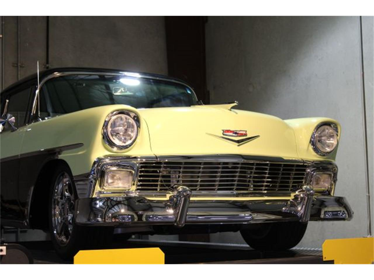 Large Picture of 1956 Bel Air located in Houston Texas - $70,000.00 Offered by Theiss Motorsports Classics and Customs - Q9MI