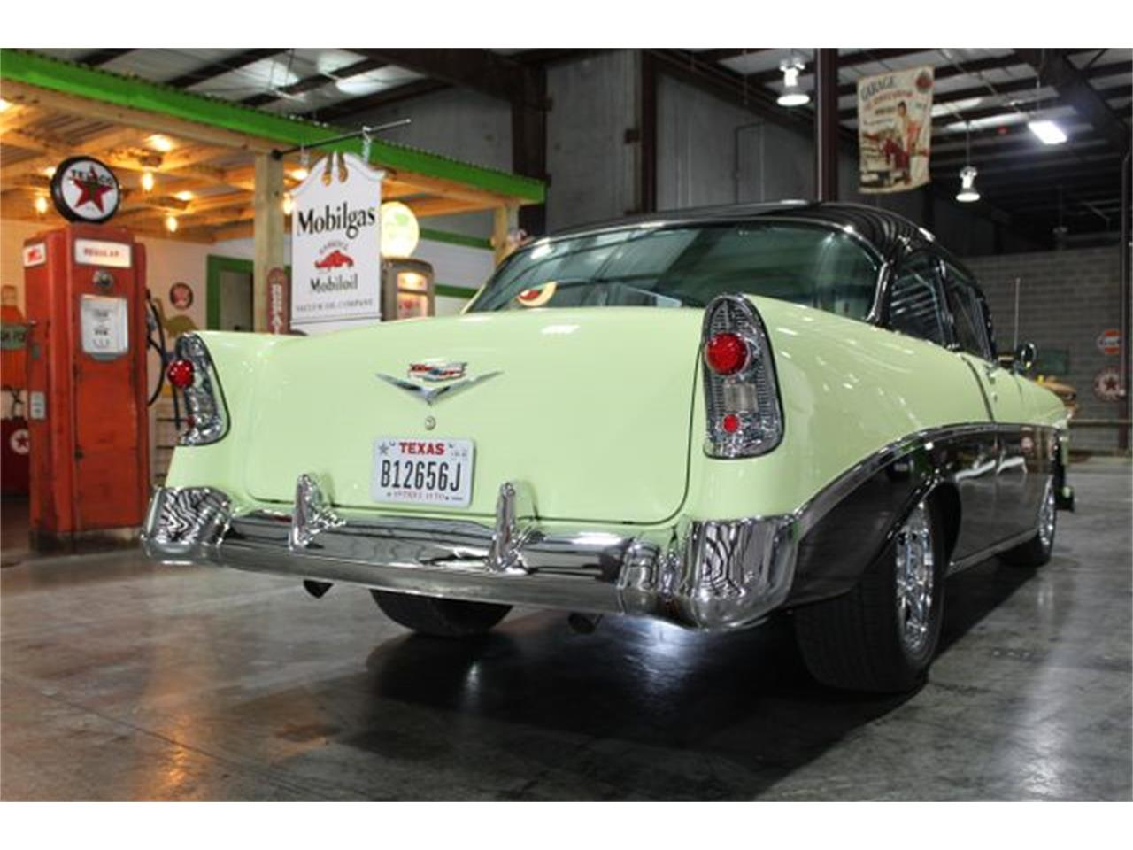 Large Picture of Classic 1956 Chevrolet Bel Air located in Houston Texas Offered by Theiss Motorsports Classics and Customs - Q9MI