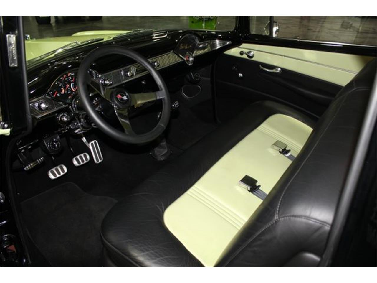 Large Picture of Classic '56 Chevrolet Bel Air - $70,000.00 Offered by Theiss Motorsports Classics and Customs - Q9MI