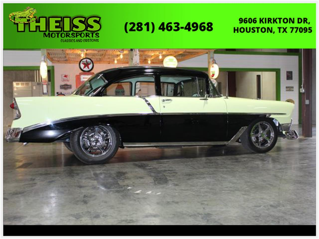 Large Picture of Classic 1956 Bel Air Offered by Theiss Motorsports Classics and Customs - Q9MI