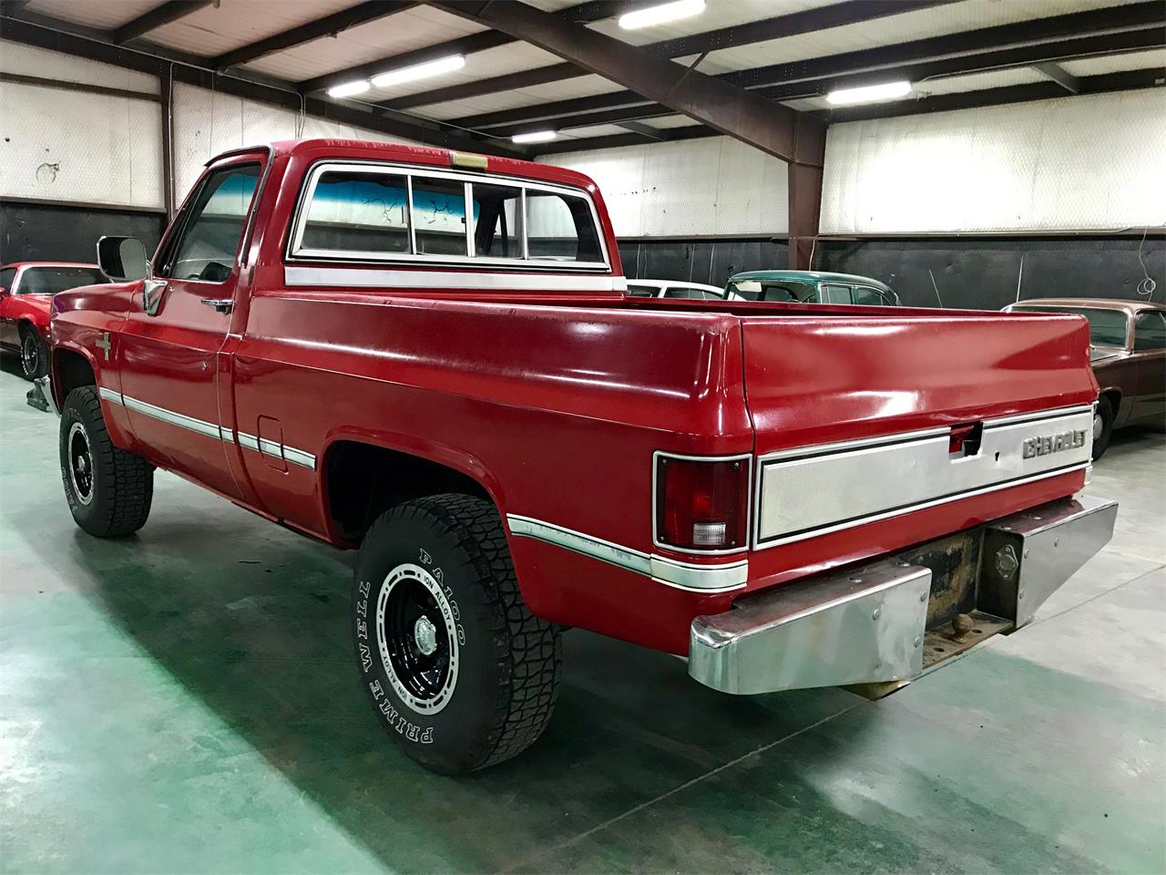 Large Picture of '83 K-10 - Q9N3