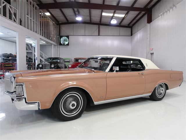 Picture of '69 Continental - Q9ND