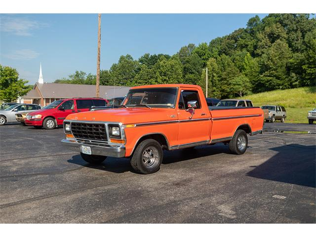 Picture of '79 Ford F150 located in Dongola Illinois - $6,900.00 - Q9NJ