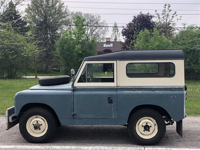 Picture of 1968 Land Rover Series II 88 located in Ontario - Q9NN