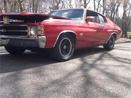 Picture of Classic '71 Chevelle SS located in Delaware Offered by a Private Seller - Q9O5