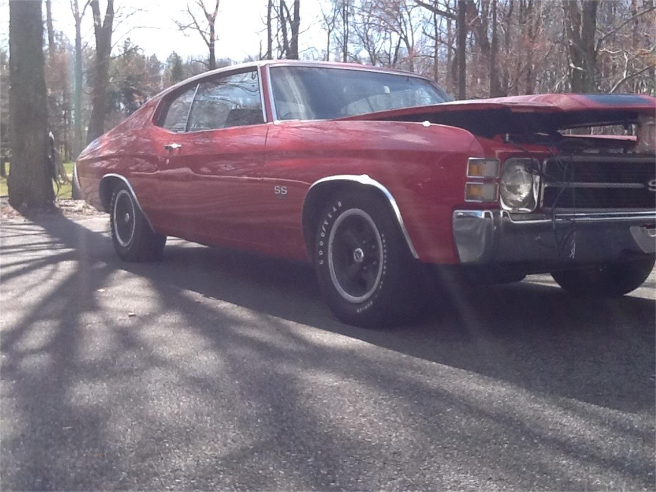 Large Picture of '71 Chevrolet Chevelle SS located in Dover Delaware - Q9O5