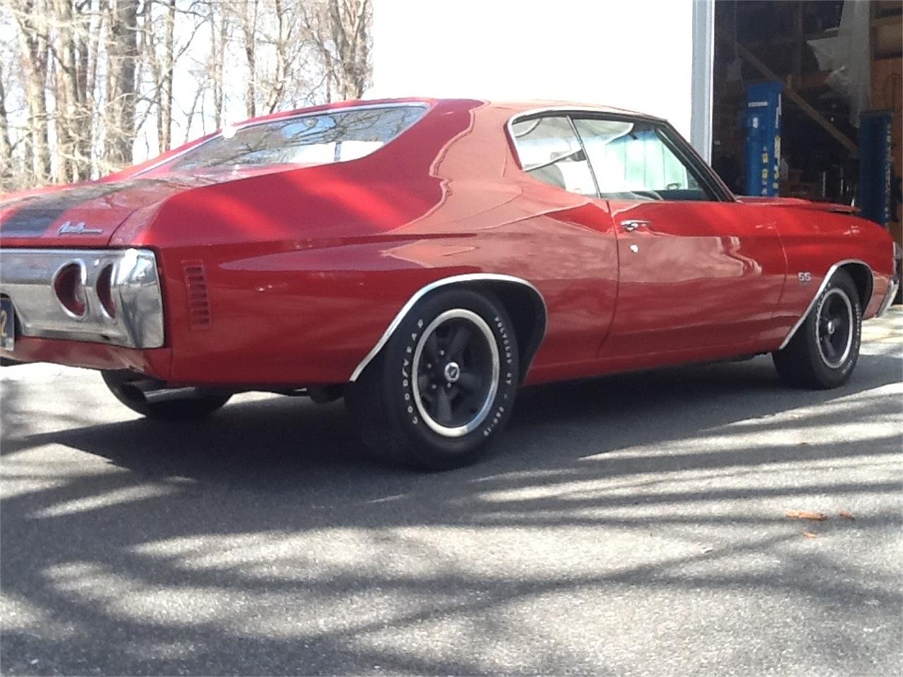 Large Picture of Classic '71 Chevelle SS Offered by a Private Seller - Q9O5