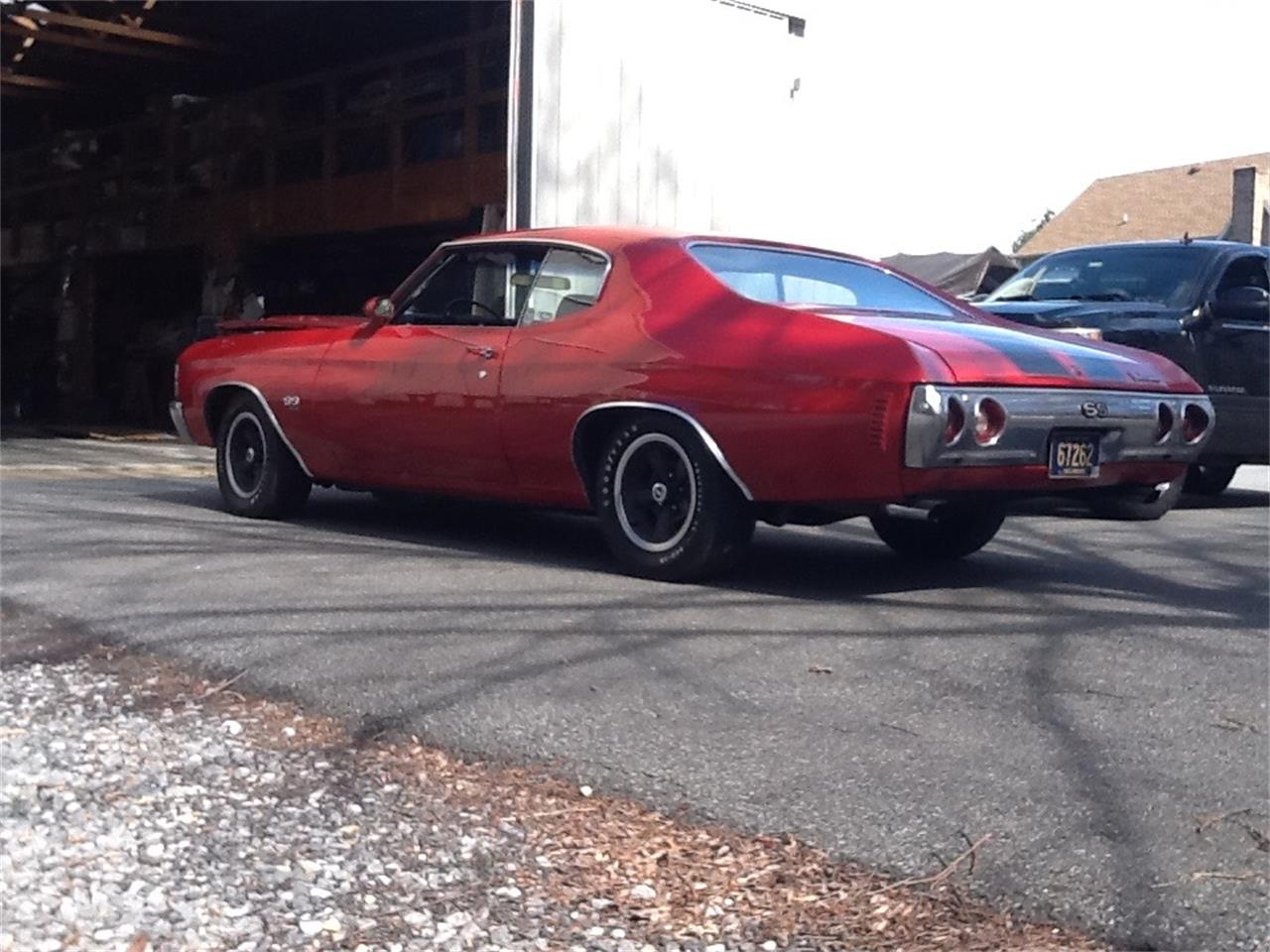 Large Picture of Classic 1971 Chevelle SS located in Dover Delaware Offered by a Private Seller - Q9O5