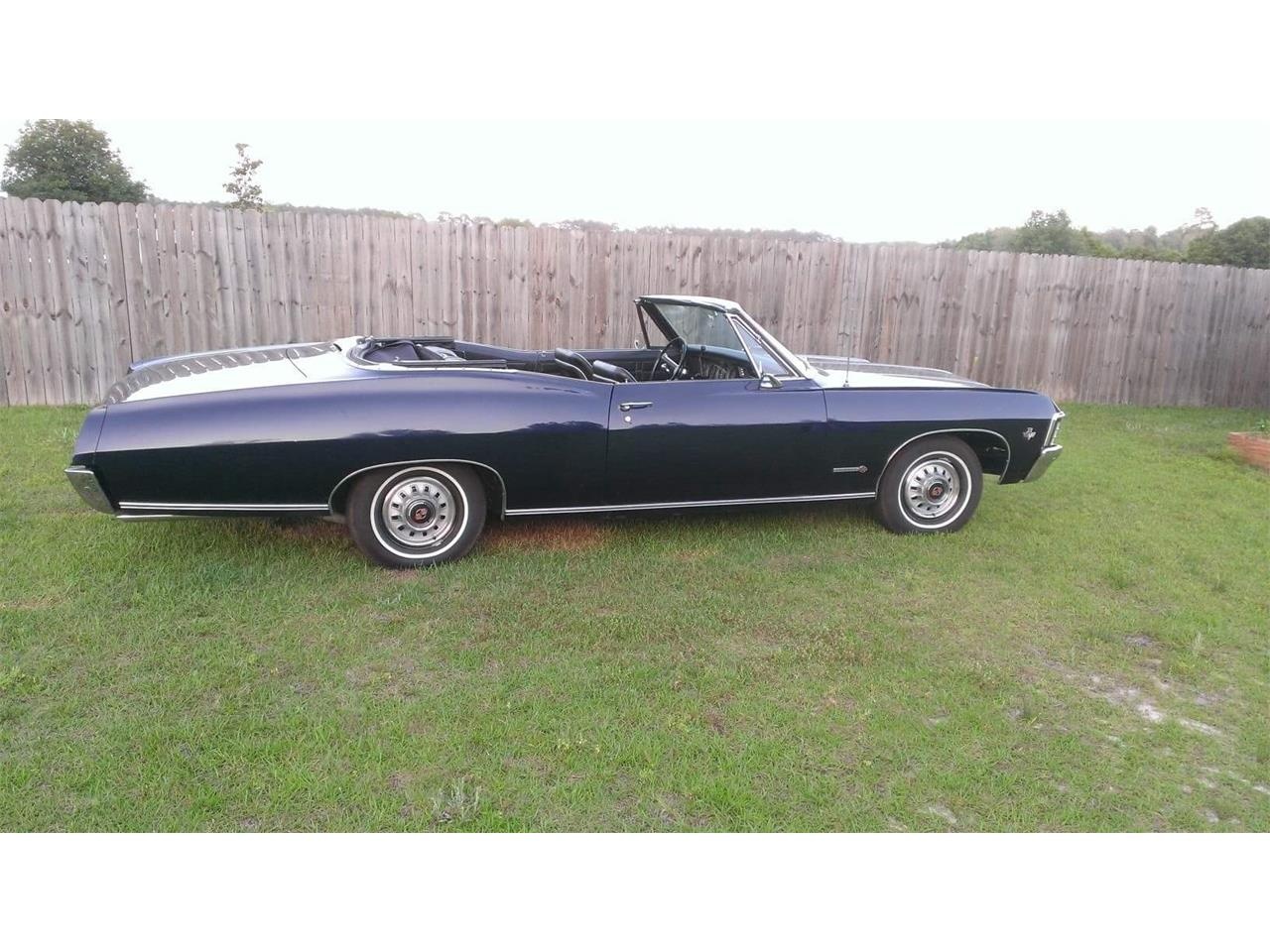 Large Picture of Classic 1967 Impala SS located in Florida - $35,000.00 - Q5SF