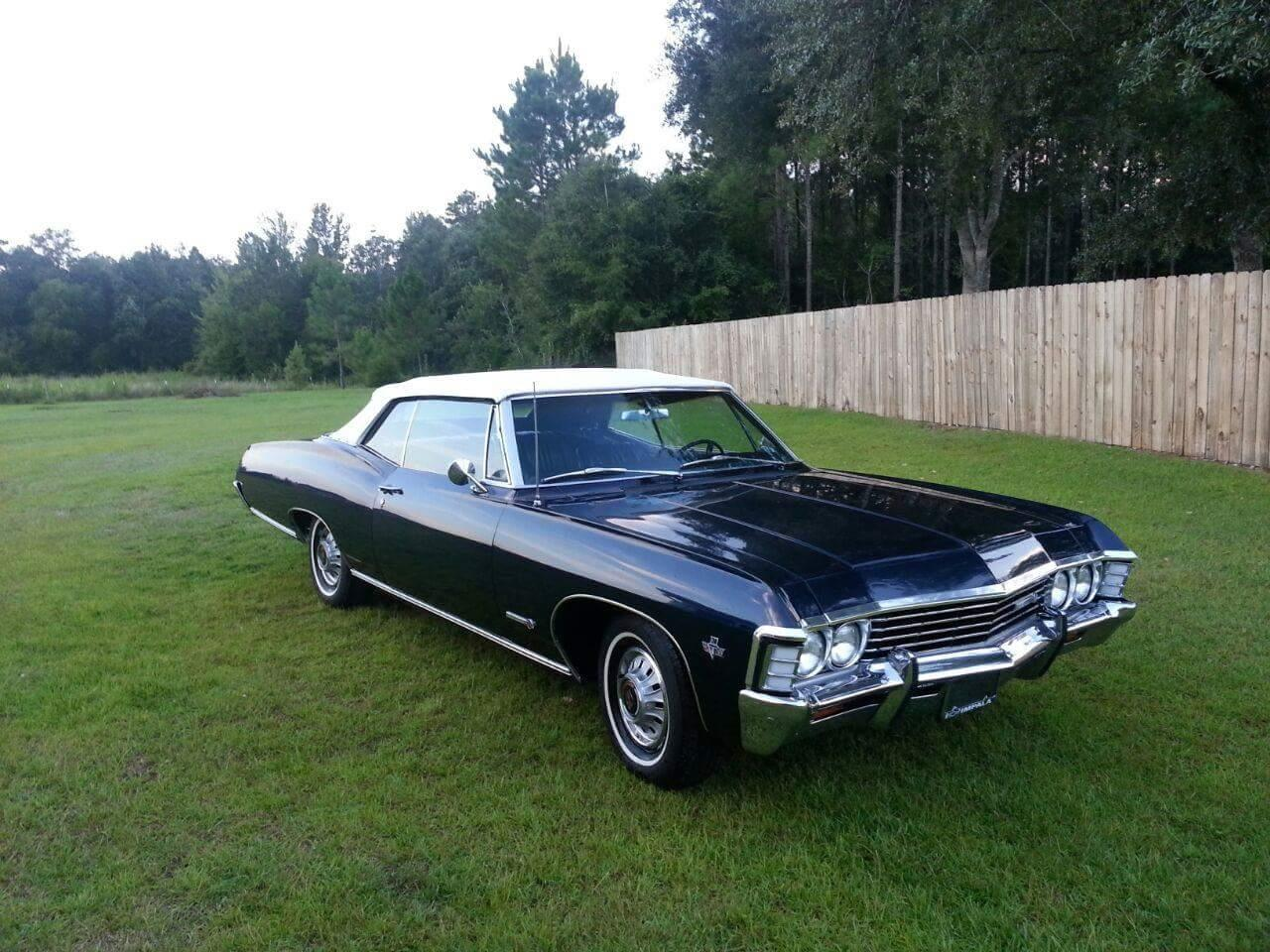 Large Picture of 1967 Chevrolet Impala SS located in Milton Florida - Q5SF