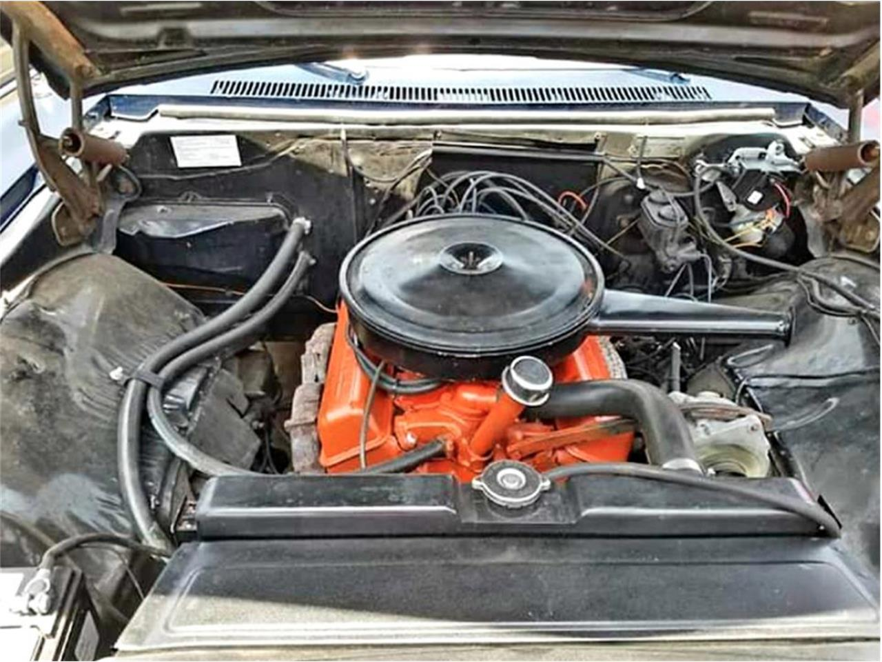 Large Picture of Classic 1967 Impala SS located in Milton Florida Offered by a Private Seller - Q5SF
