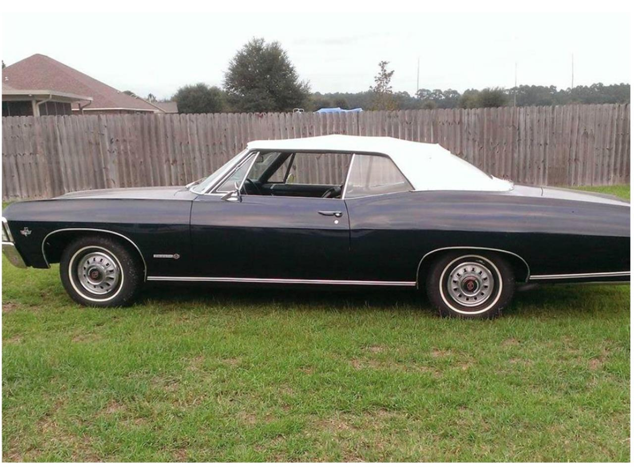 Large Picture of Classic '67 Chevrolet Impala SS Offered by a Private Seller - Q5SF