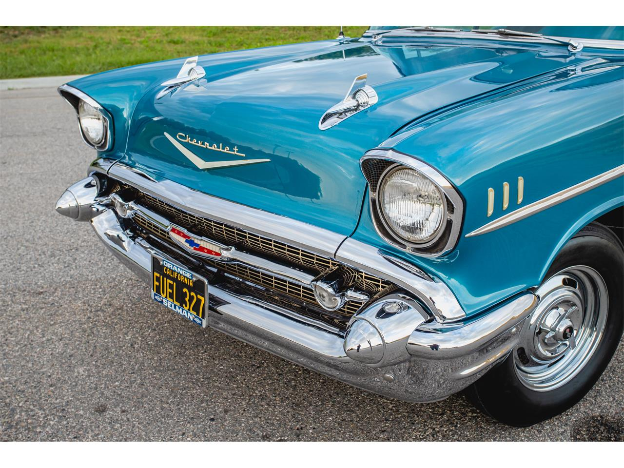 Large Picture of '57 Bel Air - Q9O7