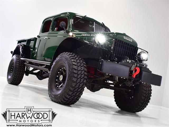 Classic Dodge Power Wagon for Sale on ClassicCars com on ClassicCars com