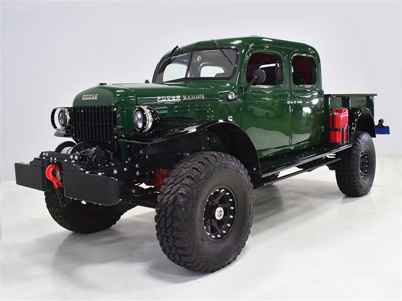 Large Picture of '47 Power Wagon - Q9OF