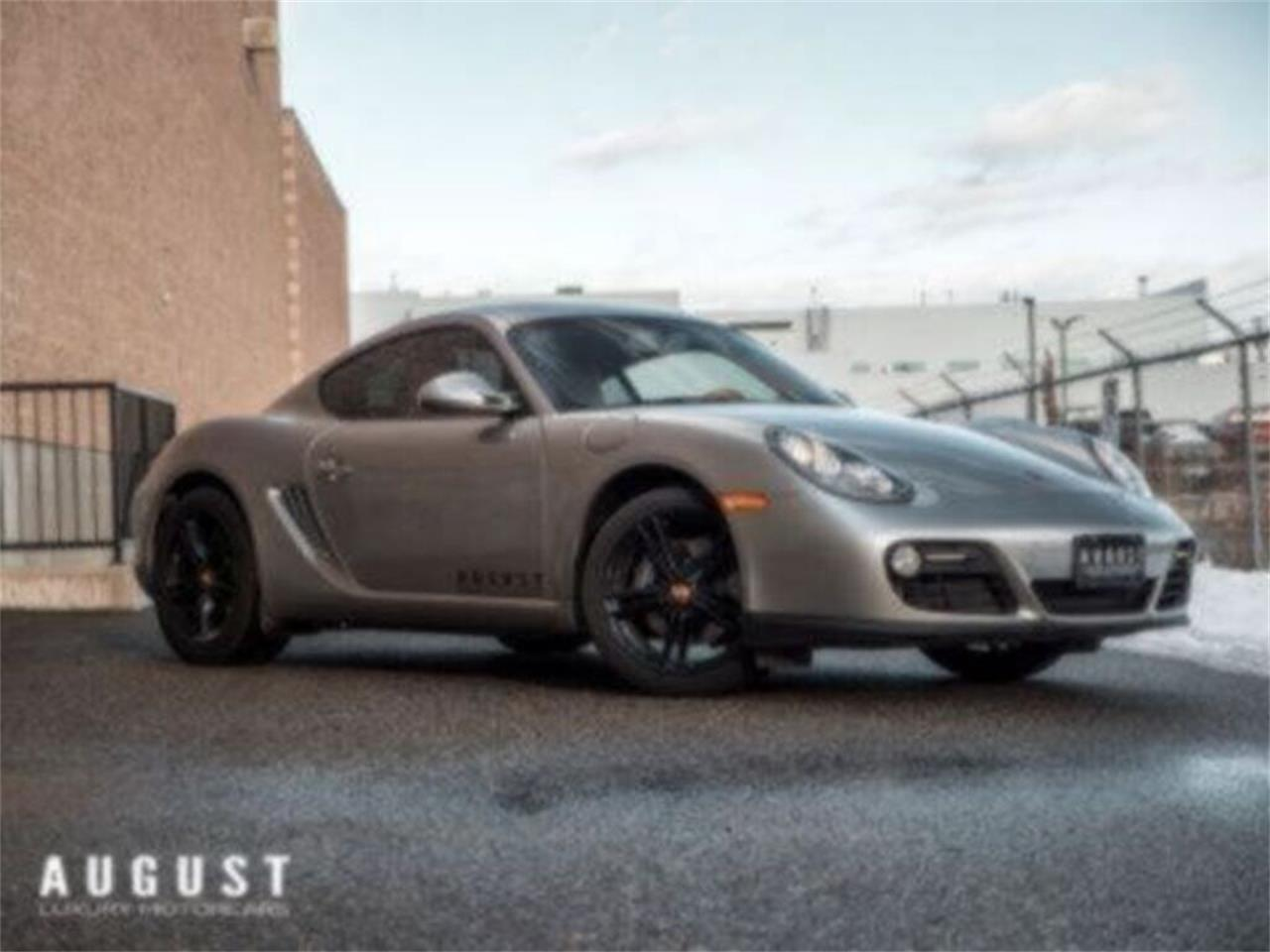 For Sale 2012 Porsche Cayman In Kelowna British Columbia