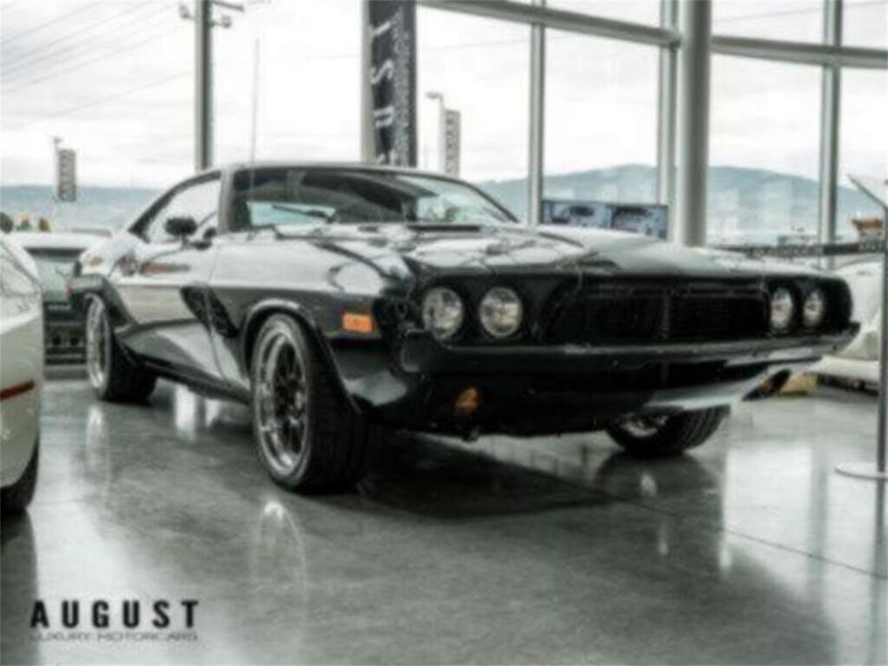 Large Picture of '73 Challenger - Q9OV