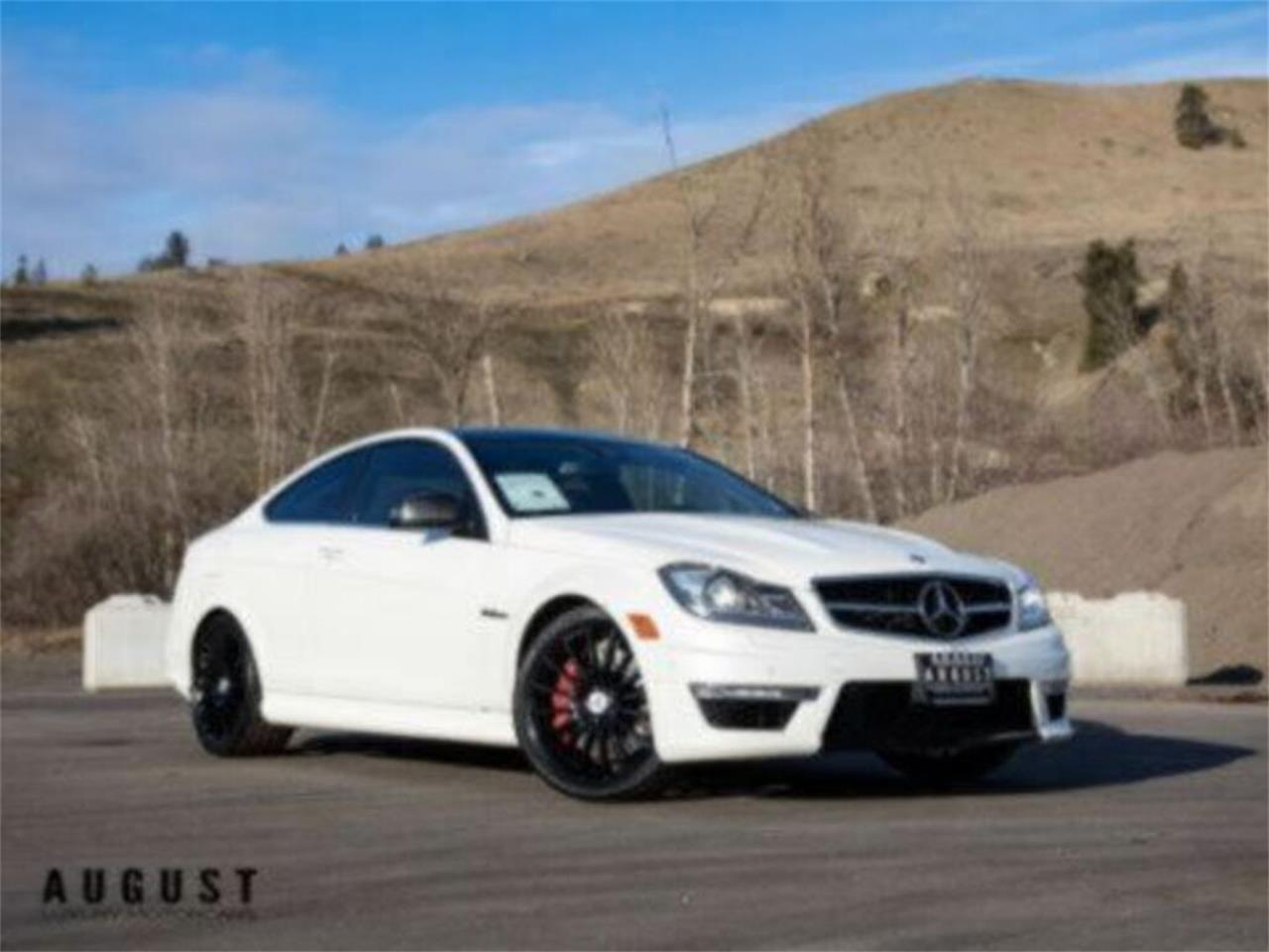 Large Picture of 2012 Mercedes-Benz C-Class located in Kelowna British Columbia - Q9P5