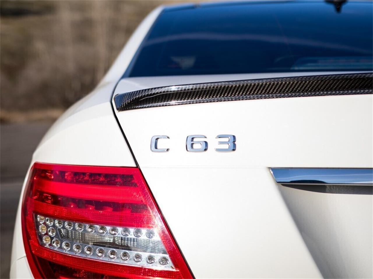 Large Picture of '12 Mercedes-Benz C-Class located in British Columbia Offered by August Motorcars - Q9P5
