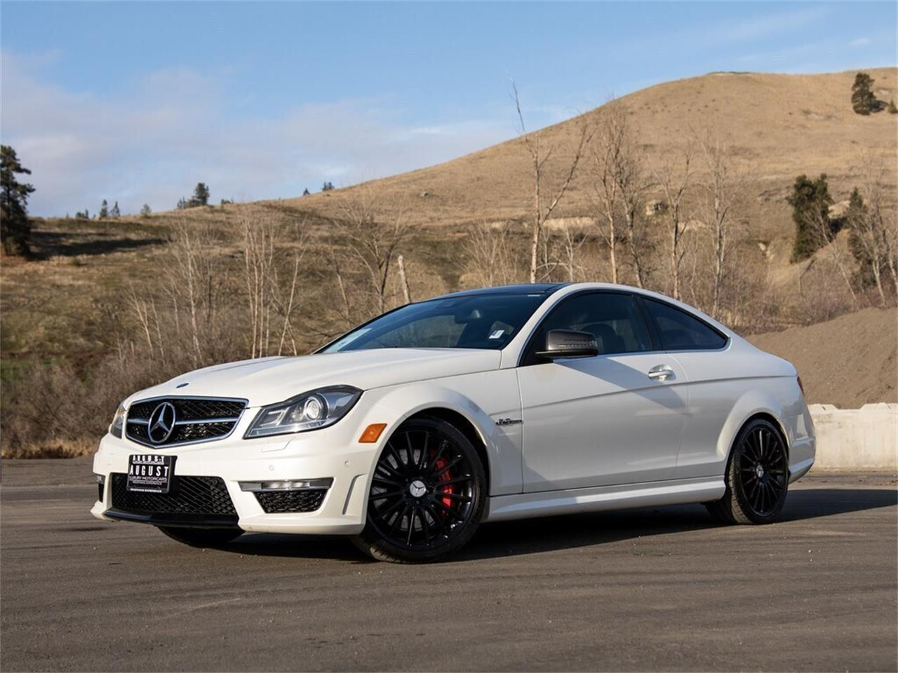 Large Picture of 2012 Mercedes-Benz C-Class - Q9P5