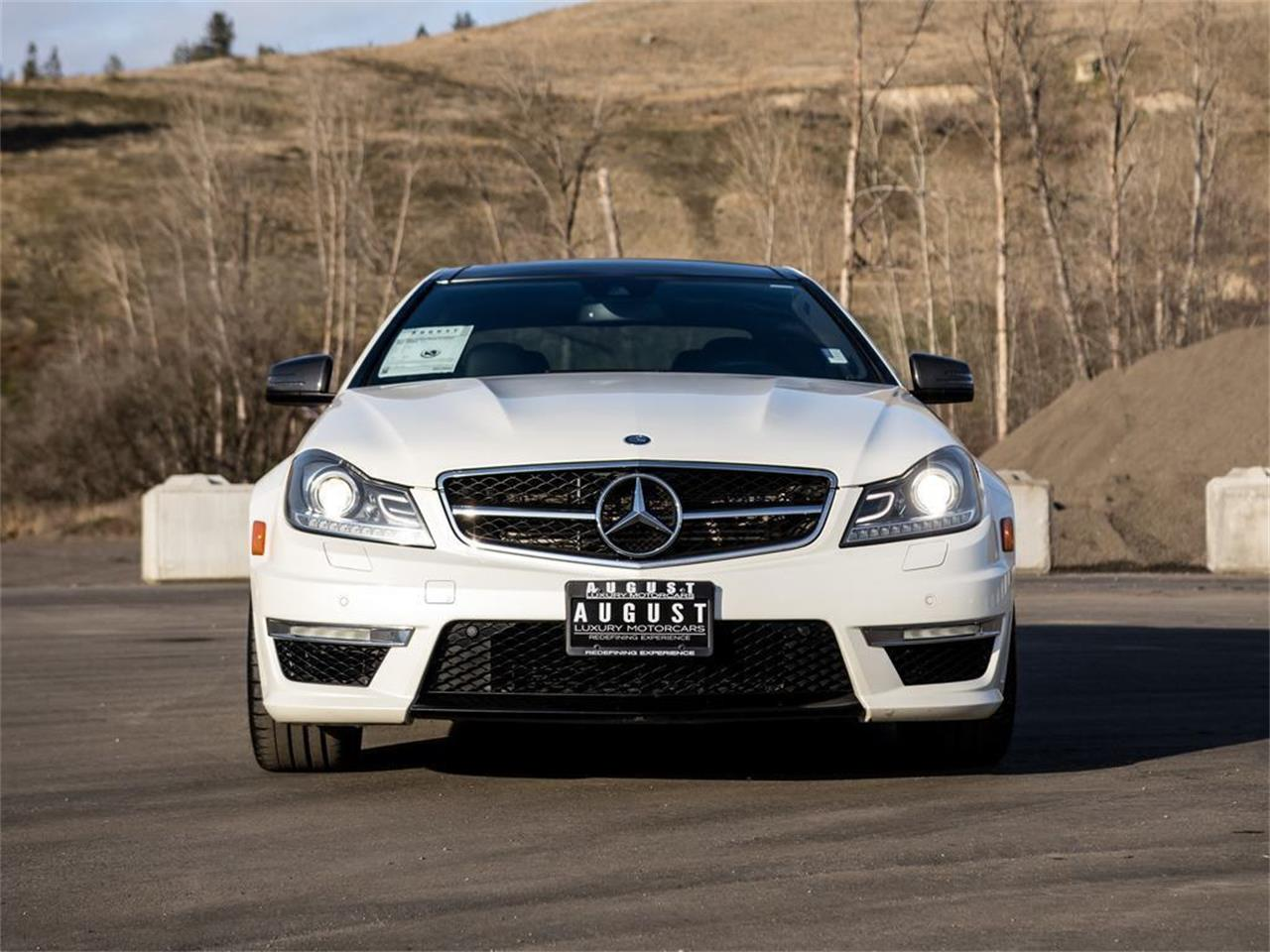 Large Picture of 2012 Mercedes-Benz C-Class Offered by August Motorcars - Q9P5