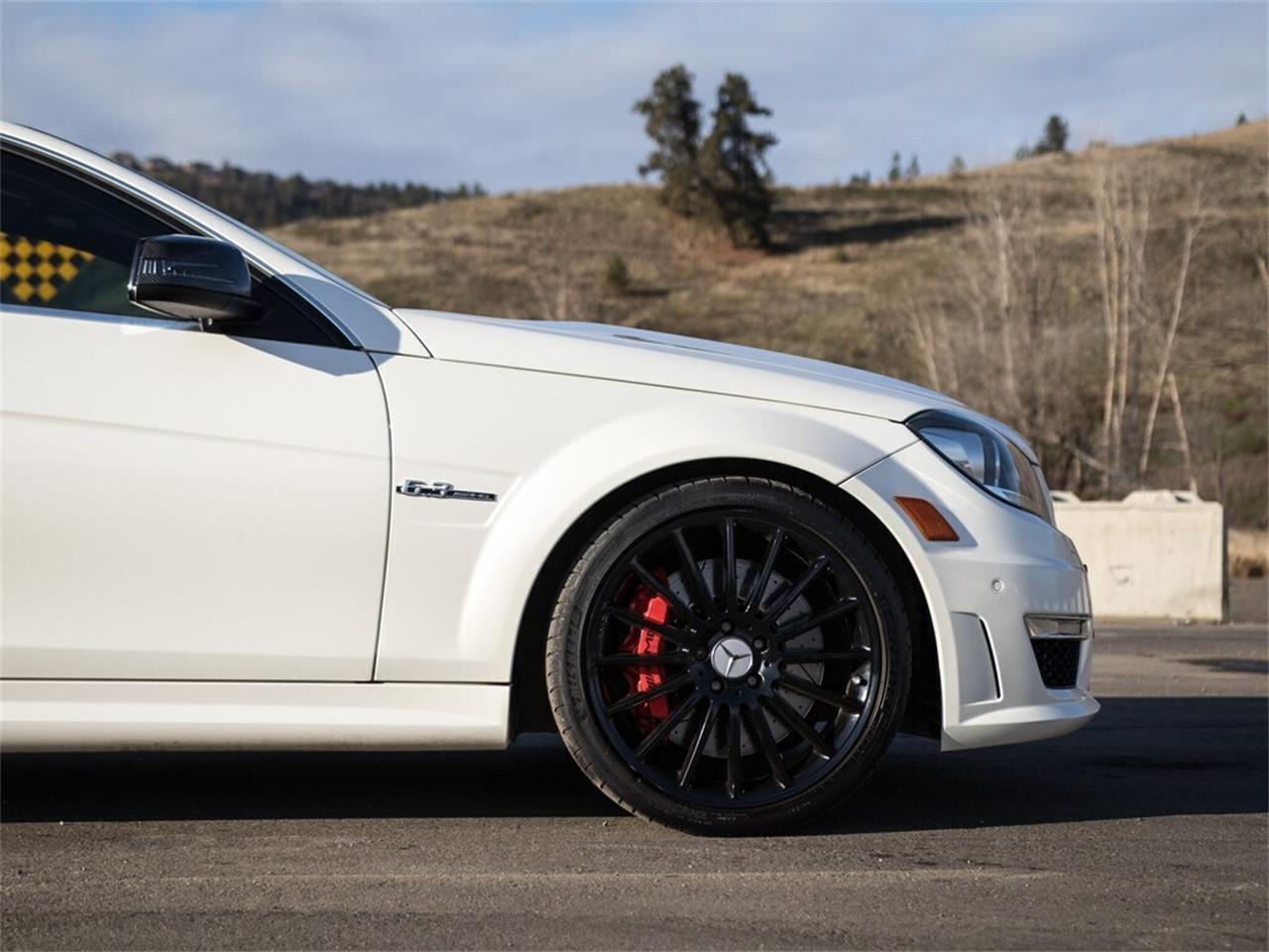 Large Picture of '12 Mercedes-Benz C-Class located in British Columbia - $31,366.00 Offered by August Motorcars - Q9P5