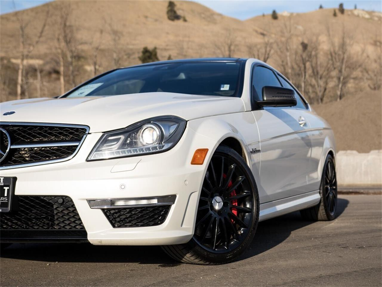 Large Picture of '12 Mercedes-Benz C-Class located in Kelowna British Columbia - Q9P5
