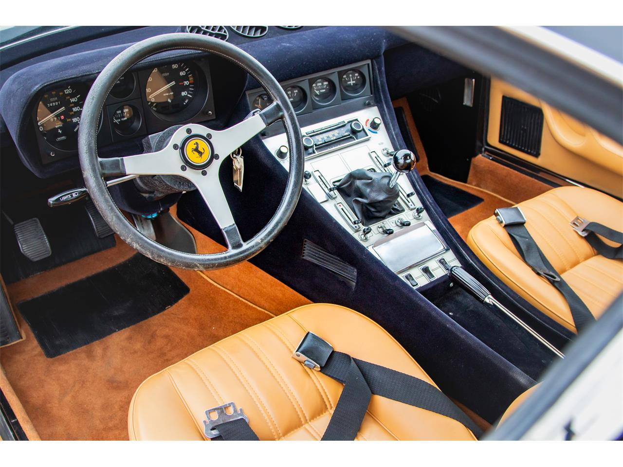 Large Picture of 1972 365 GT4 located in Irvine California - $247,500.00 Offered by Radwan Classic Cars - Q5SJ