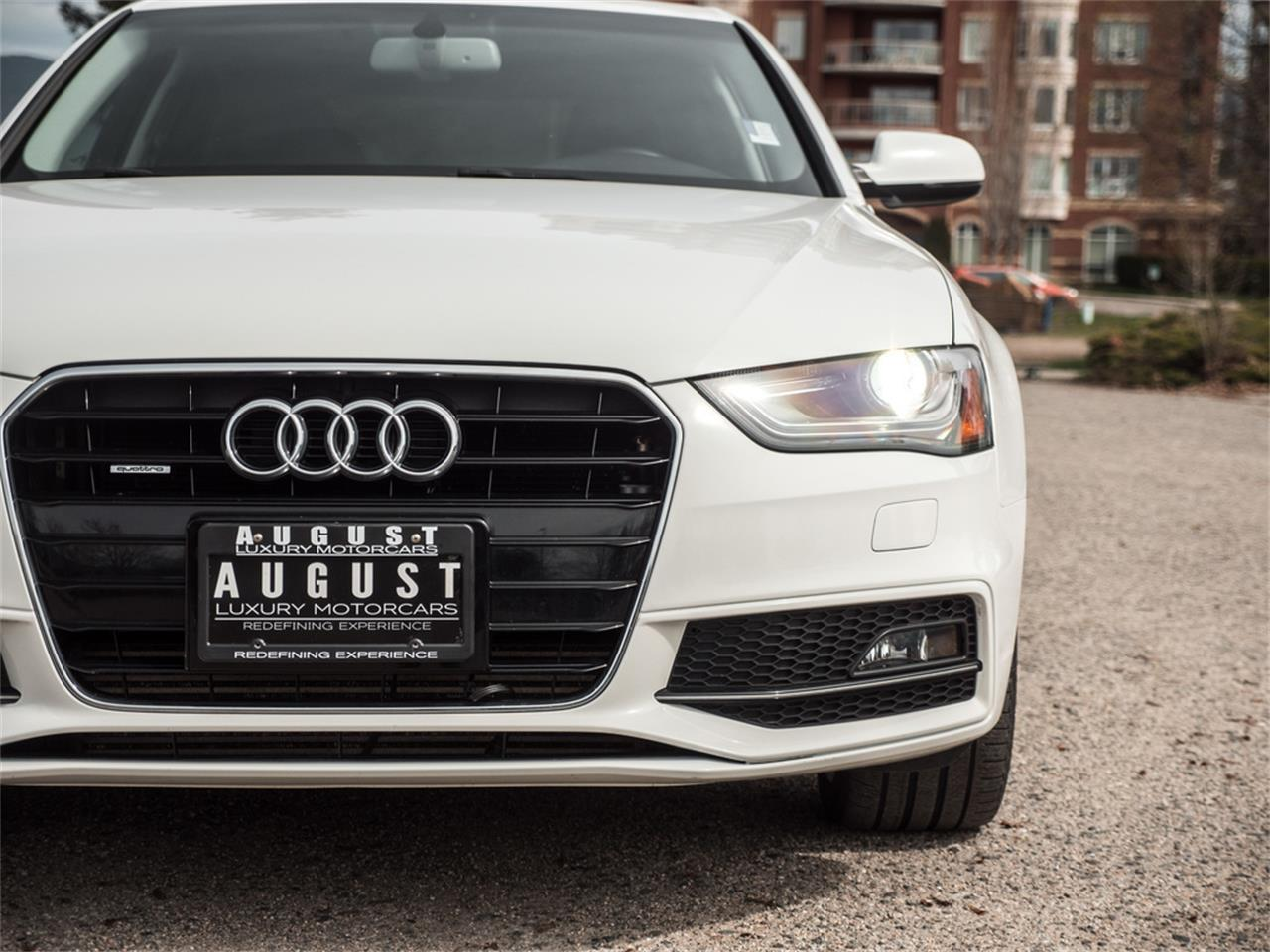 Large Picture of '16 A4 - $25,245.00 - Q9PX