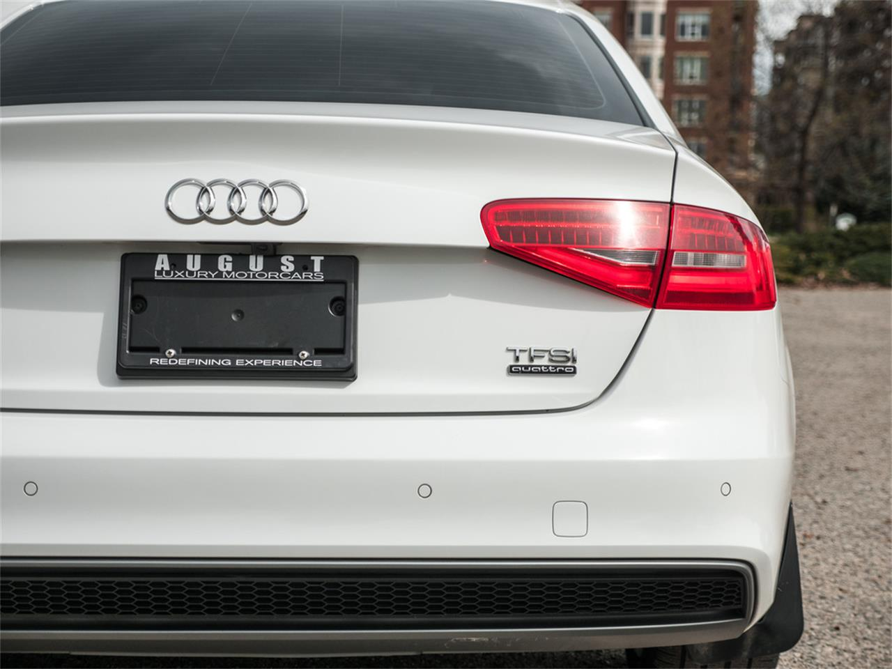 Large Picture of 2016 Audi A4 located in British Columbia - $25,245.00 - Q9PX
