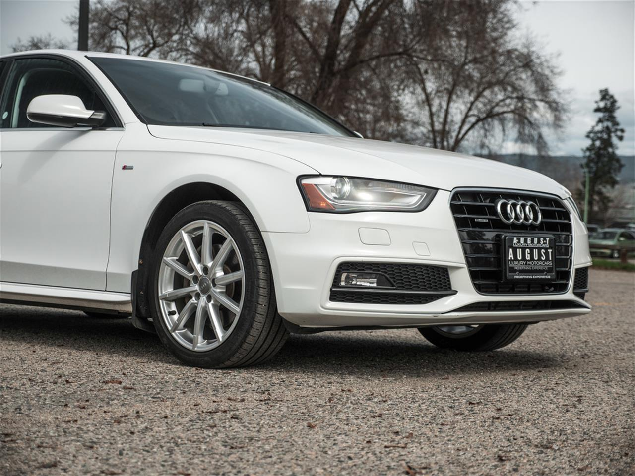 Large Picture of '16 Audi A4 located in British Columbia Offered by August Motorcars - Q9PX