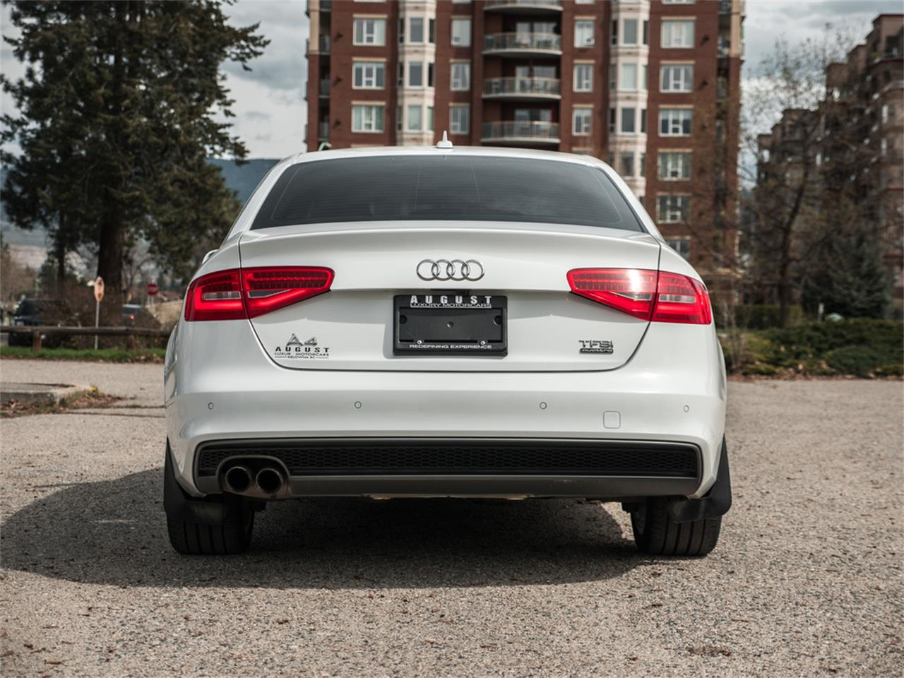 Large Picture of '16 Audi A4 located in British Columbia - $25,245.00 Offered by August Motorcars - Q9PX