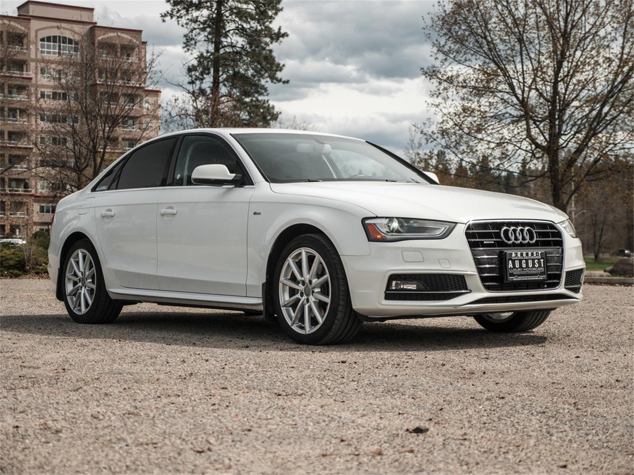 Large Picture of 2016 A4 located in British Columbia - Q9PX