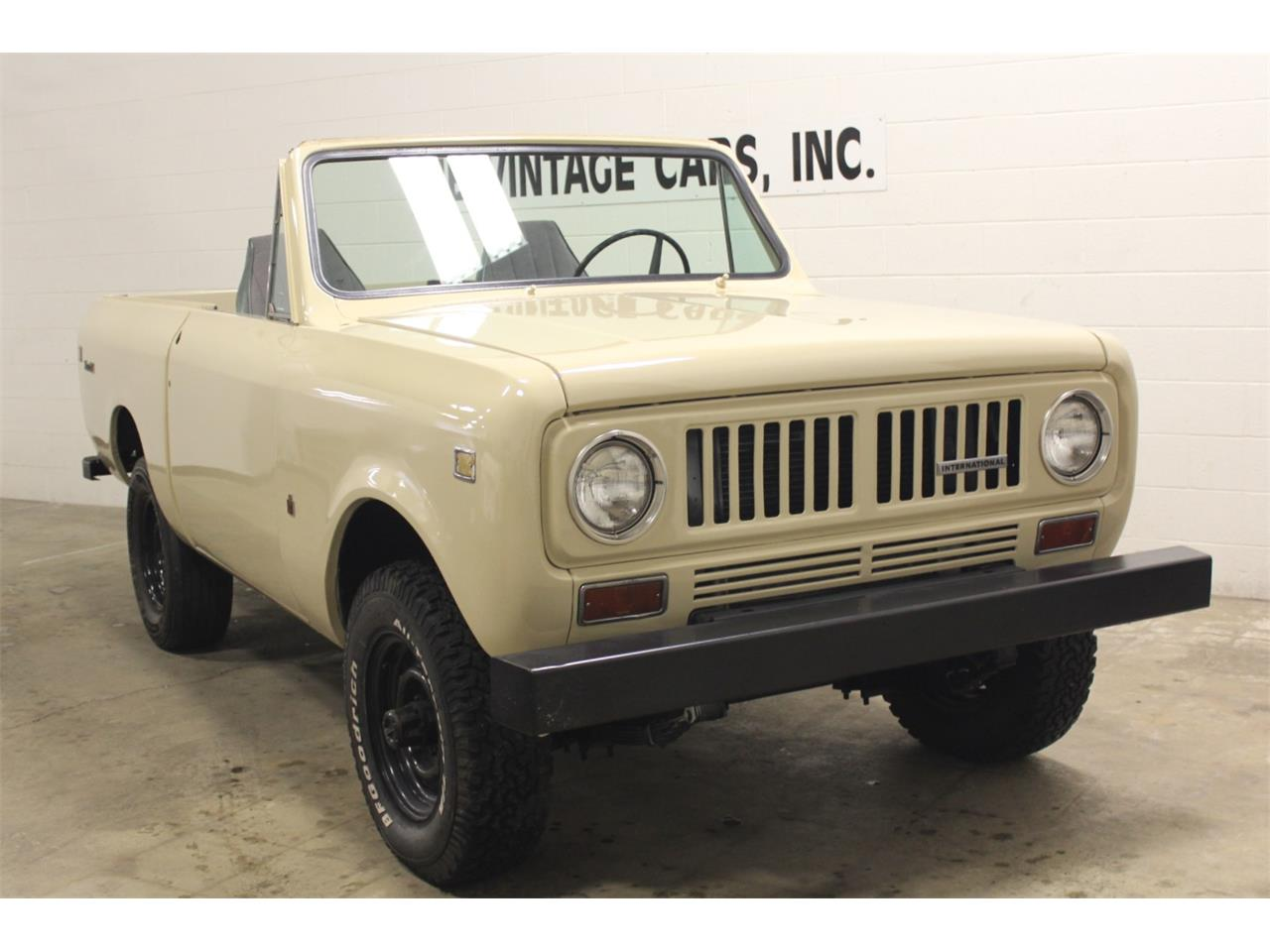 For Sale: 1977 International Harvester Scout II in Cleveland, Ohio