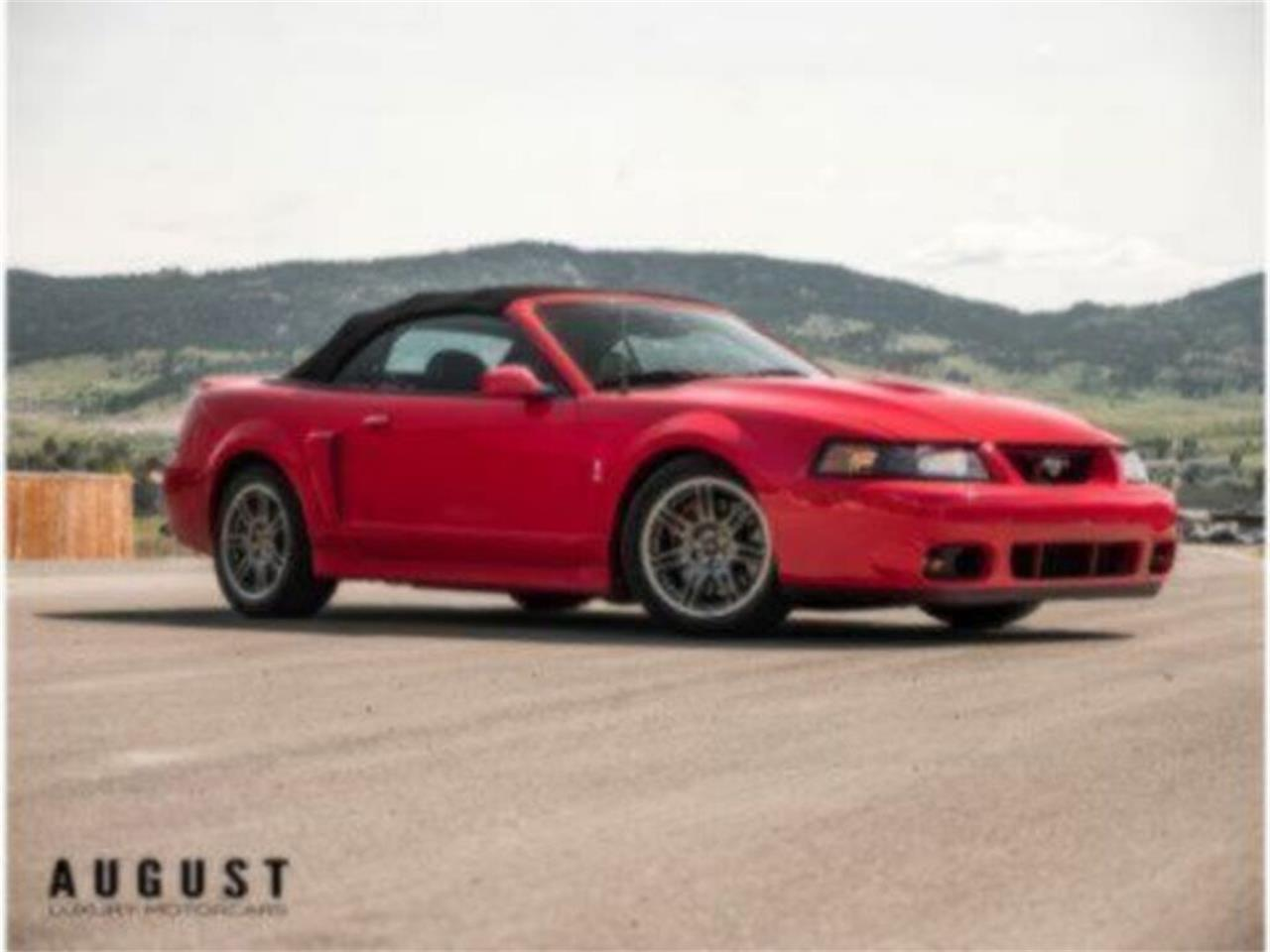 Large Picture of '03 Ford Mustang located in British Columbia - $38,185.00 Offered by August Motorcars - Q9QR