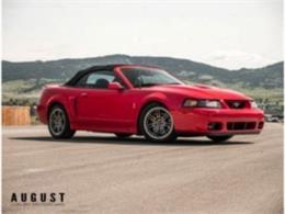 Picture of '03 Ford Mustang Offered by August Motorcars - Q9QR