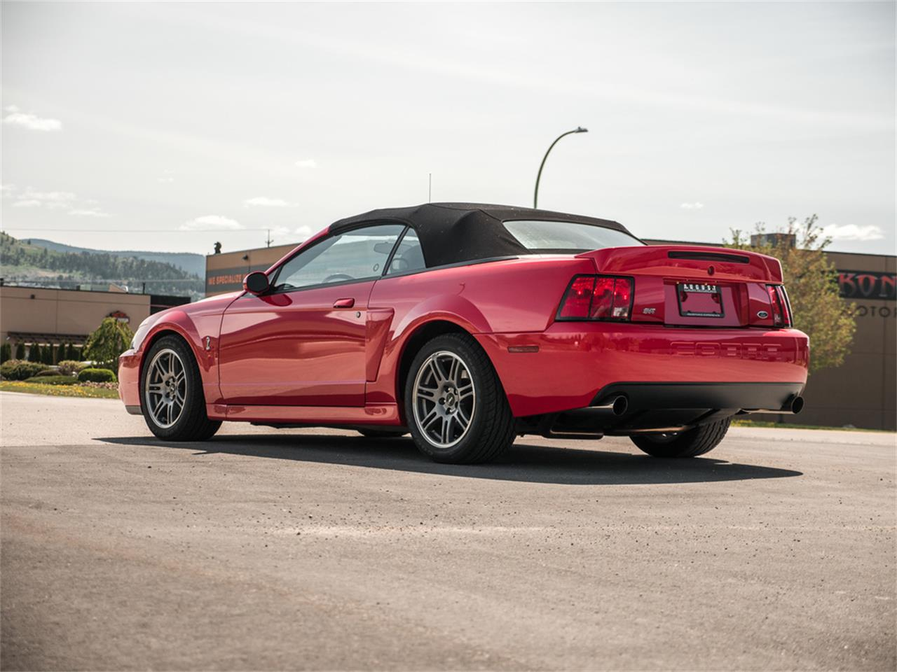 Large Picture of 2003 Mustang located in British Columbia Offered by August Motorcars - Q9QR