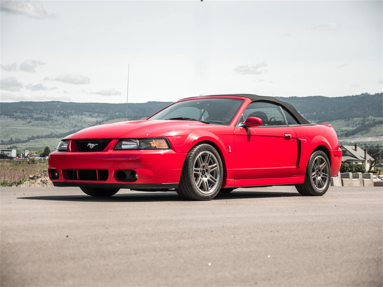 Large Picture of '03 Ford Mustang - $38,185.00 Offered by August Motorcars - Q9QR