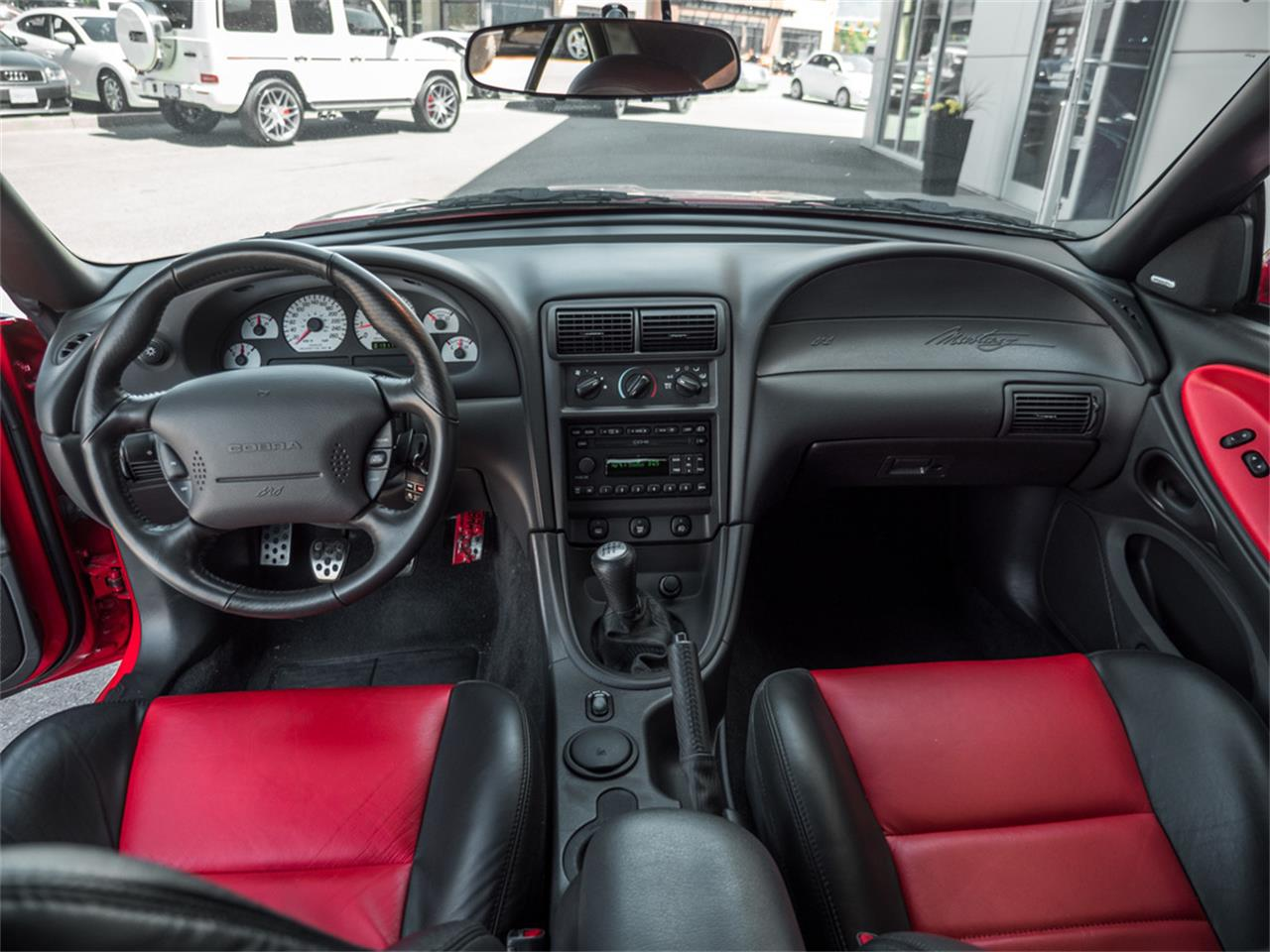 Large Picture of 2003 Ford Mustang located in British Columbia - $38,185.00 Offered by August Motorcars - Q9QR