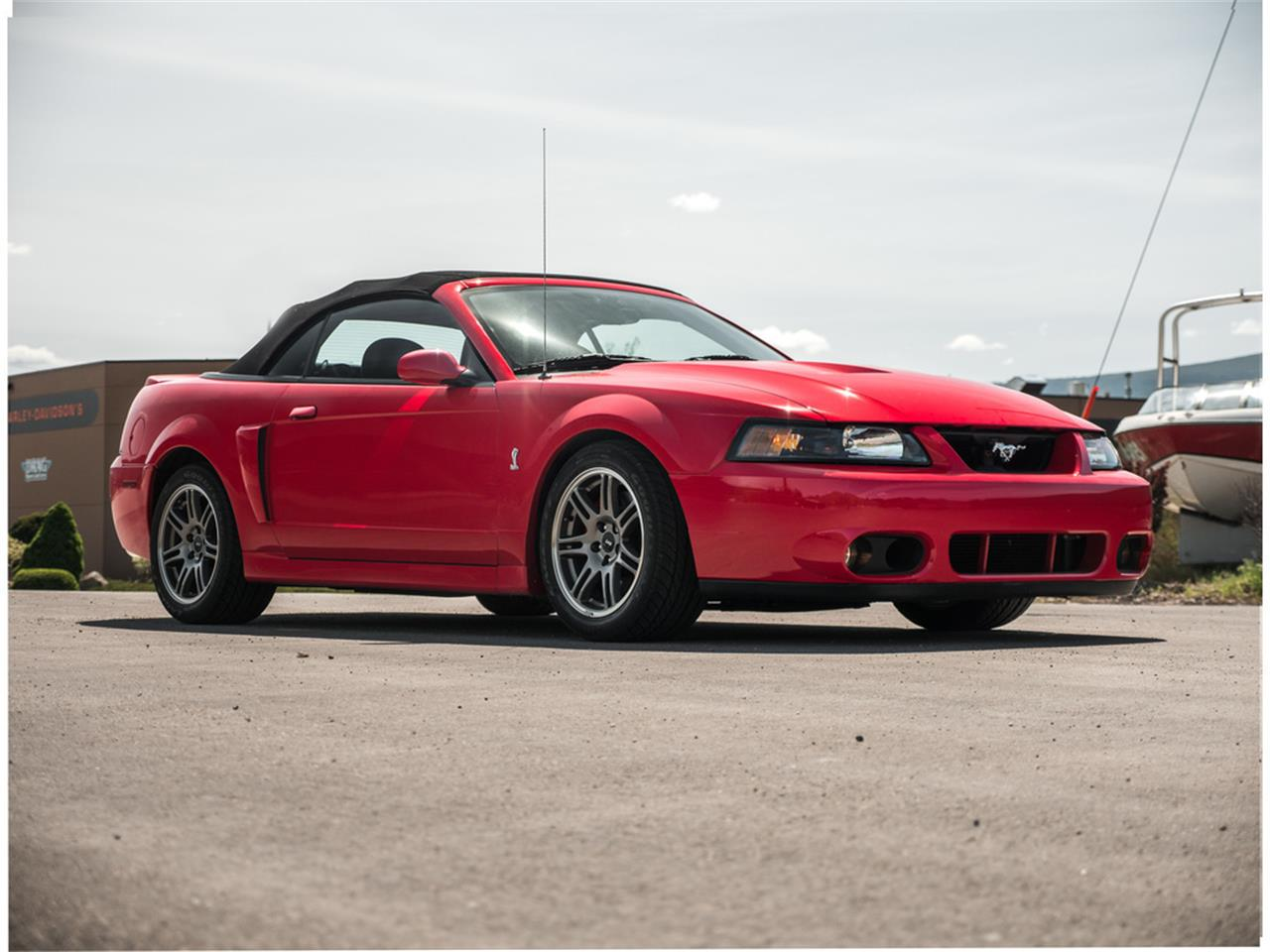 Large Picture of '03 Mustang located in British Columbia - $38,185.00 - Q9QR