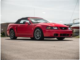 Picture of '03 Mustang located in Kelowna British Columbia - $38,185.00 Offered by August Motorcars - Q9QR