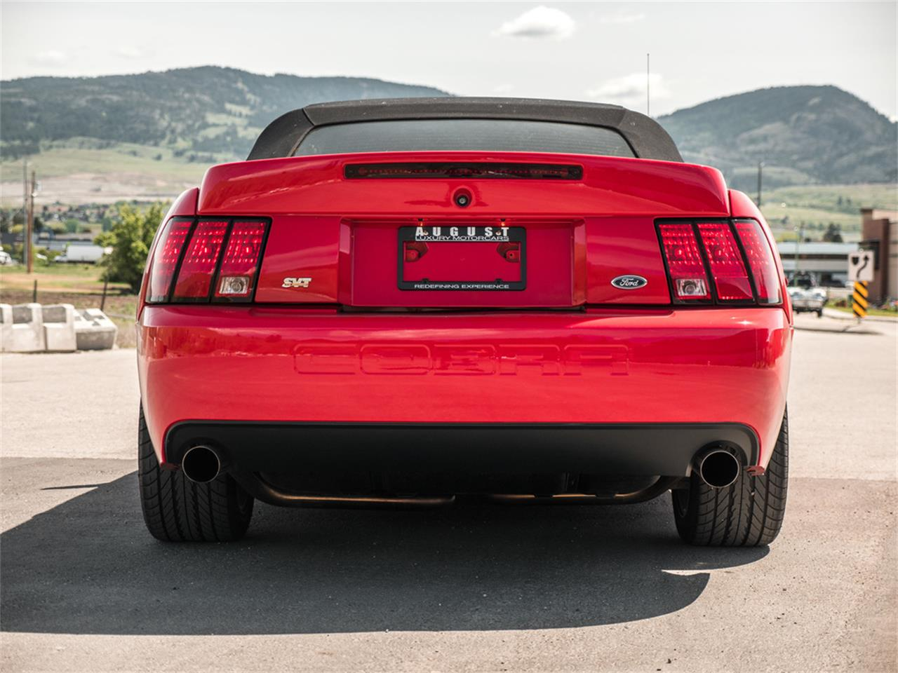 Large Picture of 2003 Mustang located in British Columbia - $38,185.00 Offered by August Motorcars - Q9QR